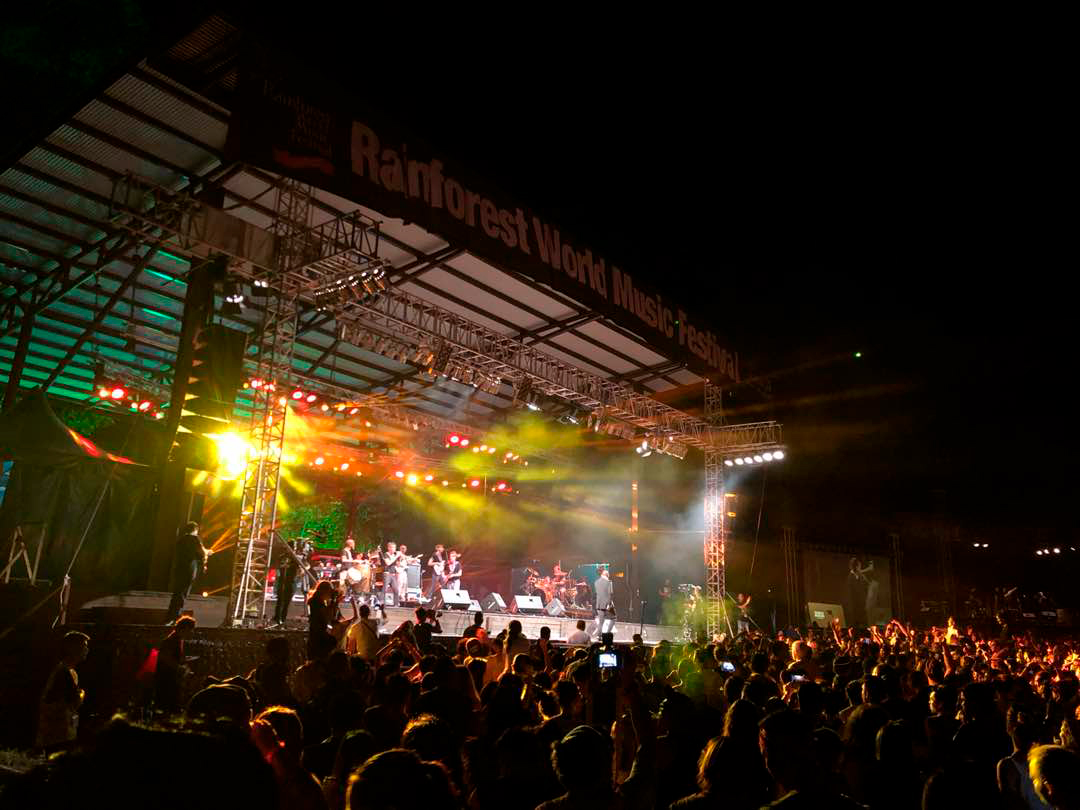 Rainforest World Music Festival 2019 Sticky Rice Travel