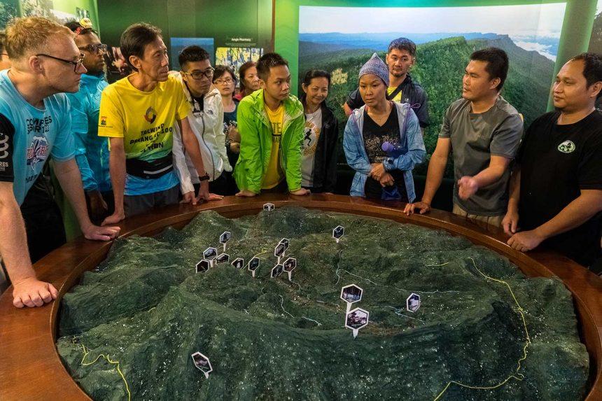 Magnificent Maliau Info Centre