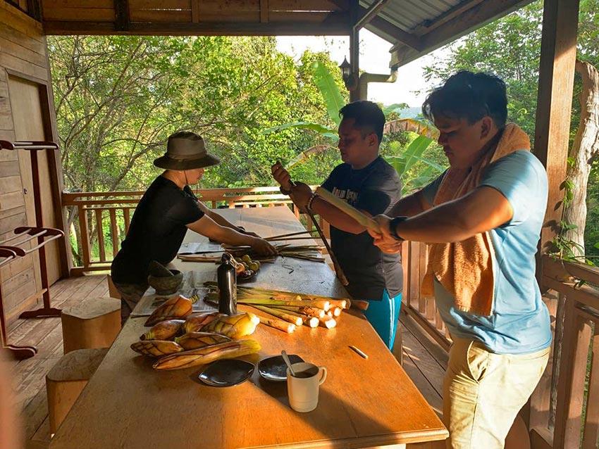 Stickies Adventure in Orou Sapulot