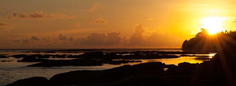 Kota-Kinabalu-sunset