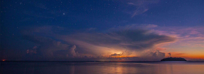 stars-sunset